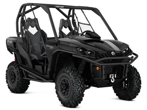 2017 Can-Am Commander™ XT-P™ 1000 in Canton, Ohio