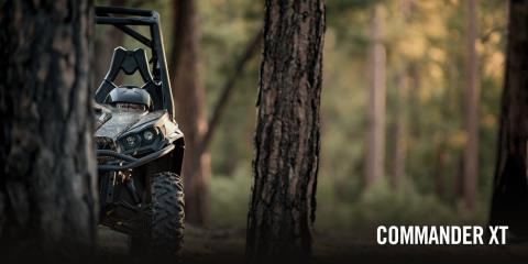 2017 Can-Am Commander™ XT-P™ 1000 in Brighton, Michigan