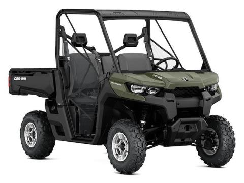 2017 Can-Am Defender DPS™ HD10 in Yakima, Washington