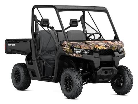 2017 Can-Am Defender DPS™ HD10 Camo in Brighton, Michigan