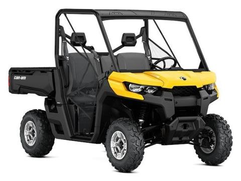 2017 Can-Am Defender DPS™ HD8 in Brighton, Michigan