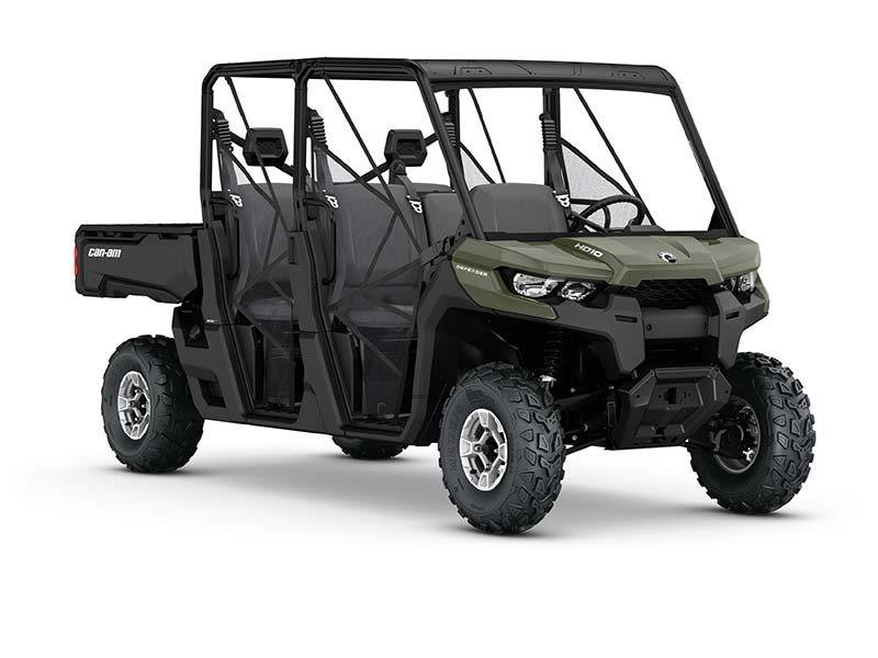 2017 Can-Am Defender MAX DPS™ HD10 in Durant, Oklahoma