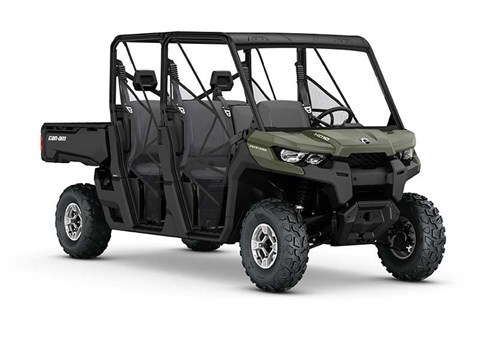 2017 Can-Am Defender MAX DPS™ HD10 in Yakima, Washington