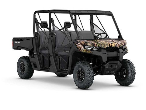 2017 Can-Am Defender MAX DPS™ HD10 Camo in Yakima, Washington
