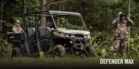 2017 Can-Am Defender MAX DPS™ HD8 in Pompano Beach, Florida
