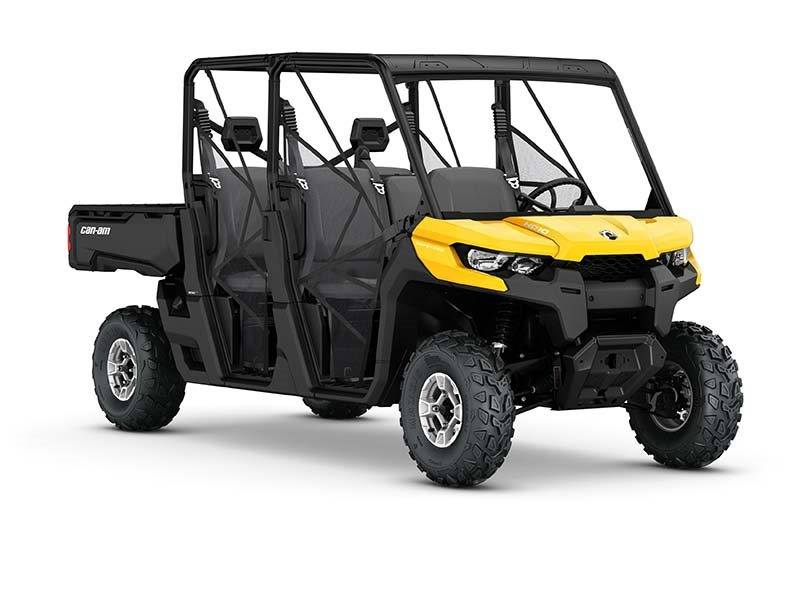 2017 Can-Am Defender MAX DPS™ HD8 in Durant, Oklahoma
