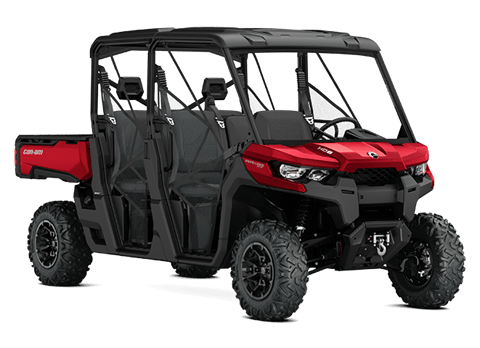 2017 Can-Am Defender MAX XT™ HD10 in Rice Lake, Wisconsin
