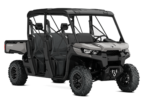 2017 Can-Am Defender MAX XT™ HD10 in Land O Lakes, Wisconsin