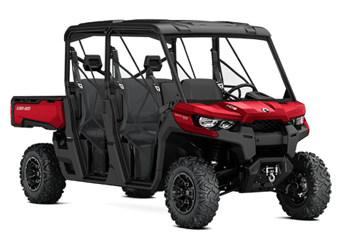 2017 Can-Am Defender MAX XT™ HD10 in Durant, Oklahoma