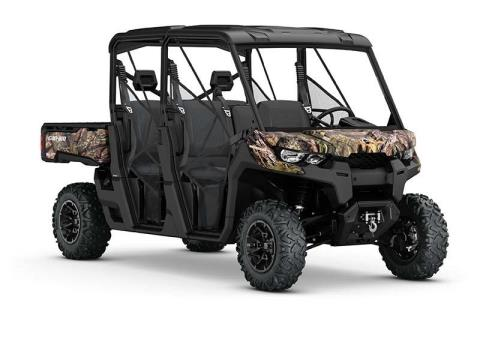 2017 Can-Am Defender MAX XT™ HD10 Camo in Yakima, Washington