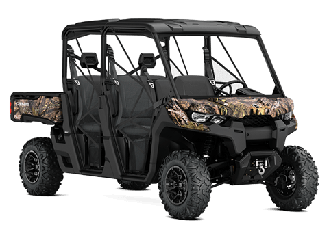 2017 Can-Am Defender MAX XT™ HD8 in Middletown, New York