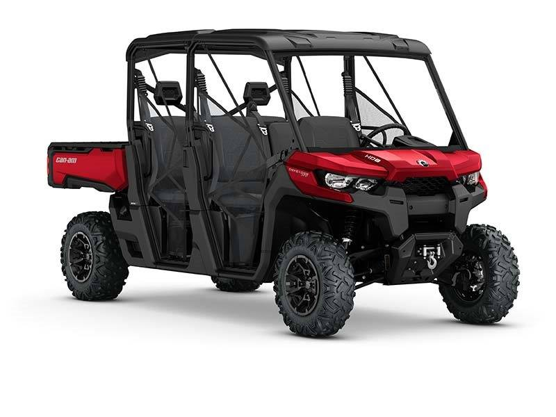 2017 Can-Am Defender MAX XT™ HD8 in Durant, Oklahoma
