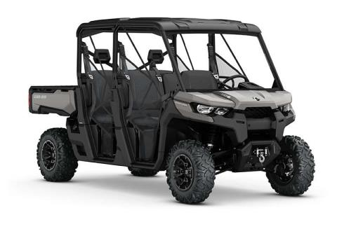 2017 Can-Am Defender MAX XT™ HD8 in Castaic, California