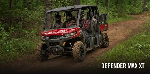 2017 Can-Am Defender MAX XT™ HD8 in Corona, California