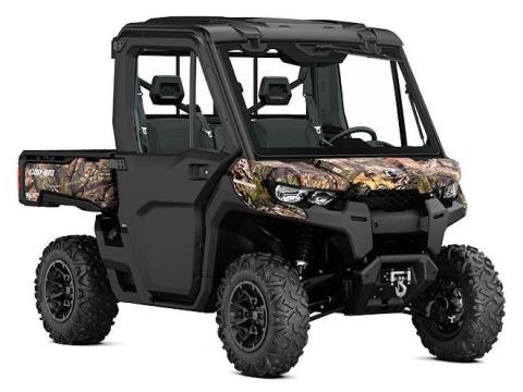 2017 Can-Am Defender XT™ CAB Camo in Brighton, Michigan