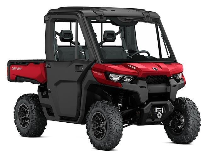 2017 Can-Am Defender XT™ CAB HD10 in Hanover, Pennsylvania
