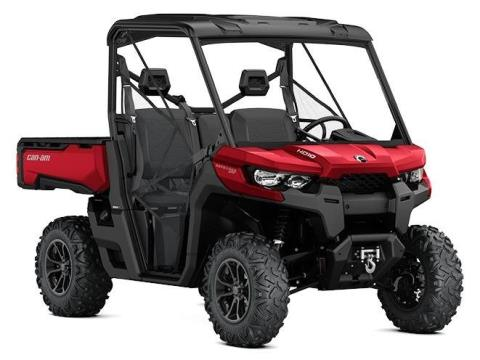 2017 Can-Am Defender XT™ HD10 in Yakima, Washington