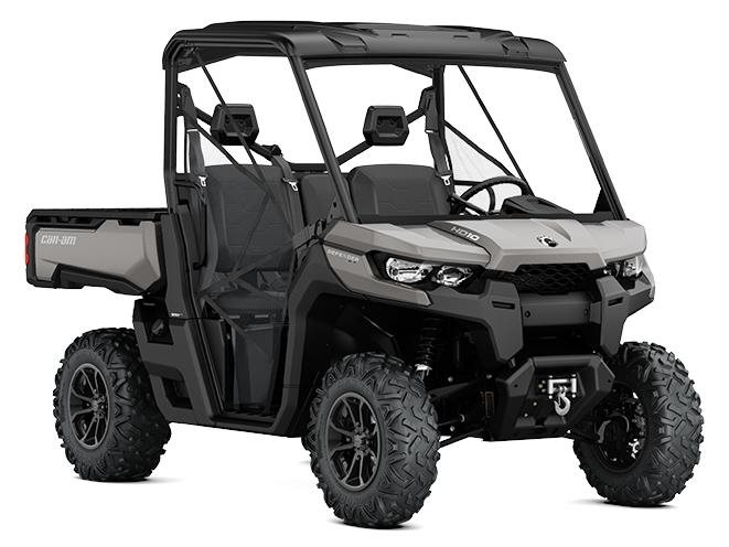 2017 Can-Am Defender XT™ HD10 in Canton, Ohio
