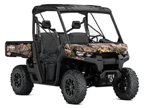 2017 Can-Am Defender XT™ HD10 Camo in Yakima, Washington