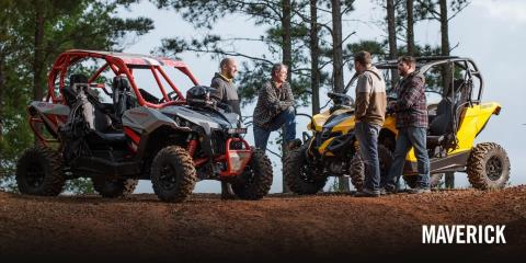 2017 Can-Am Maverick™ DPS™ in Brighton, Michigan