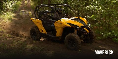 2017 Can-Am Maverick™ MAX DPS™ in Hanover, Pennsylvania