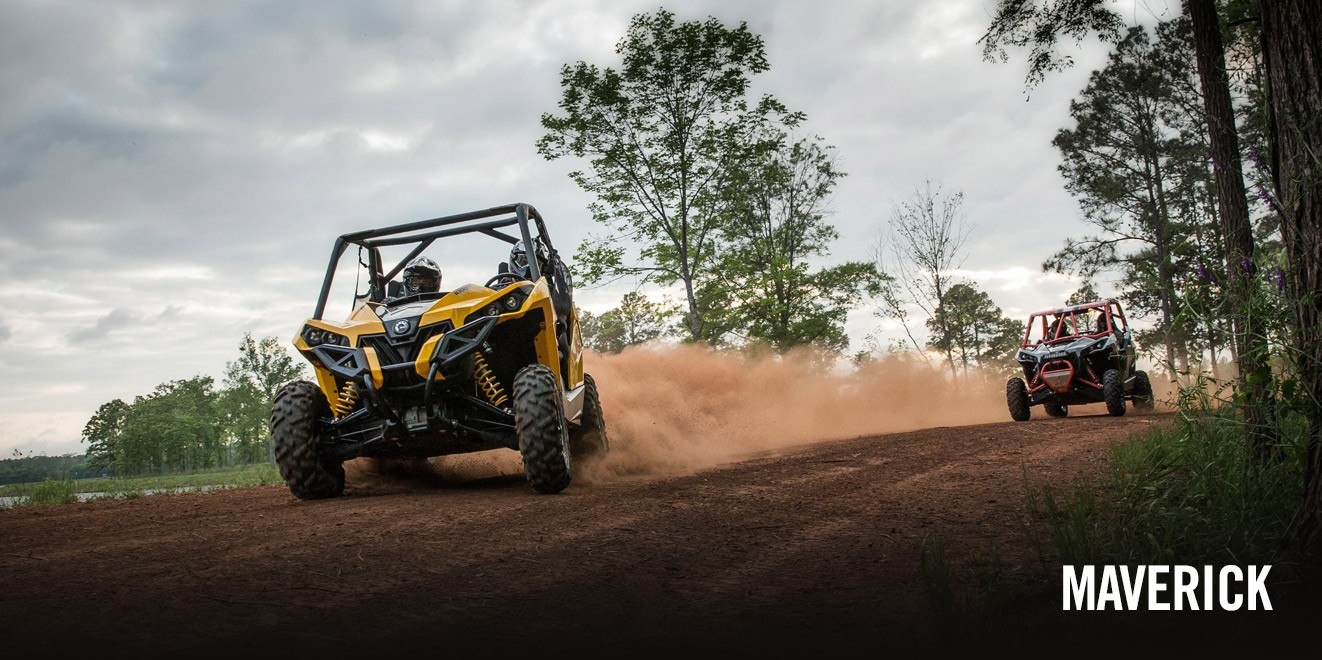 2017 Can-Am Maverick™ X® mr in Hanover, Pennsylvania