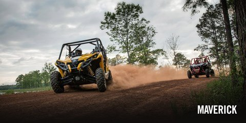 2017 Can-Am Maverick™ X® mr in Brighton, Michigan