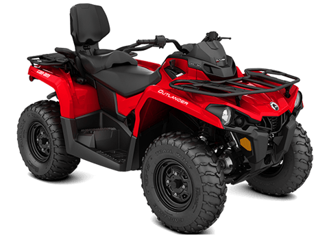 2018 Can-Am Outlander MAX 570 in Santa Maria, California