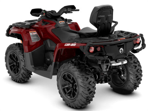2018 Can-Am Outlander MAX XT 850 in Santa Maria, California