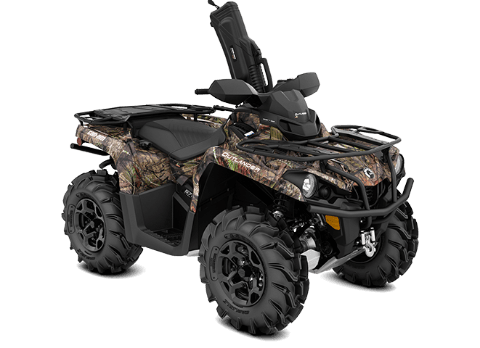 2018 Can-Am Outlander Mossy Oak Hunting Edition 450 in Santa Maria, California