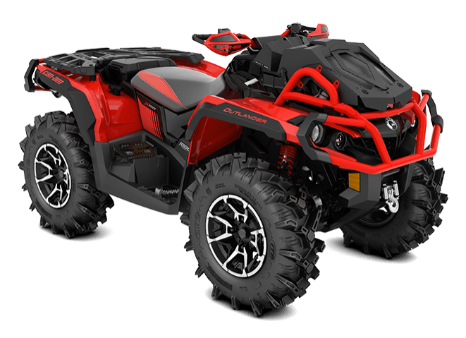 2018 Can-Am Outlander X mr 1000R in Santa Maria, California