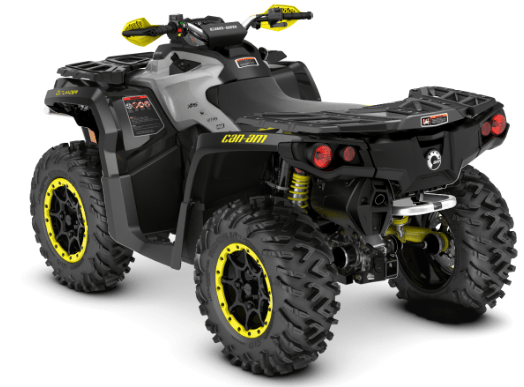 2018 Can-Am Outlander X XC in Santa Maria, California