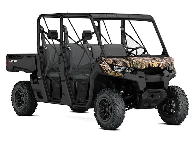 2018 Can-Am Defender MAX DPS HD8 in Santa Maria, California