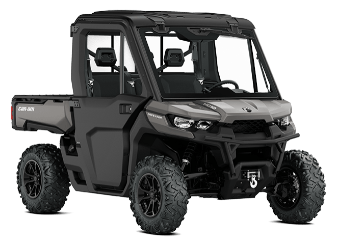 2018 Can-Am Defender XT CAB HD8 in Santa Maria, California