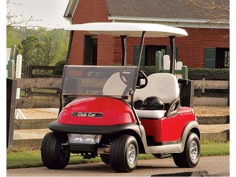 2015 Club Car Precedent i2 Signature Gasoline in Springfield, Missouri