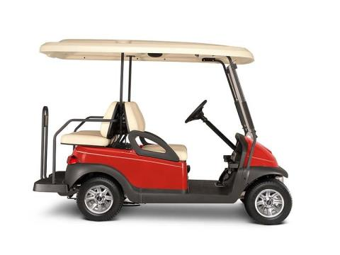 2015 Club Car Precedent i2 Villager 4 Signature Gasoline in Springfield, Missouri