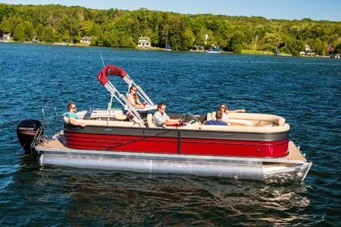 2016 Crest II 250 SLC in Manitou Beach, Michigan