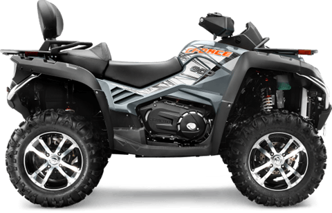 2016 CFMOTO CForce 800 EPS in Mitchell, South Dakota