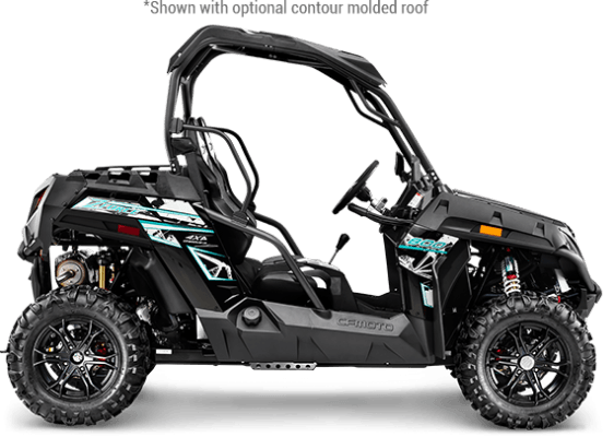 2016 CFMOTO ZForce 800 EPS in Mitchell, South Dakota