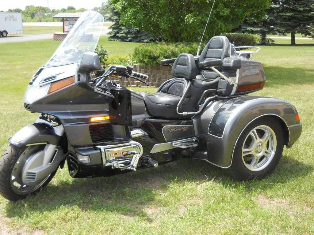 2016 champion trikes honda goldwing gl 1500 trikes. Black Bedroom Furniture Sets. Home Design Ideas