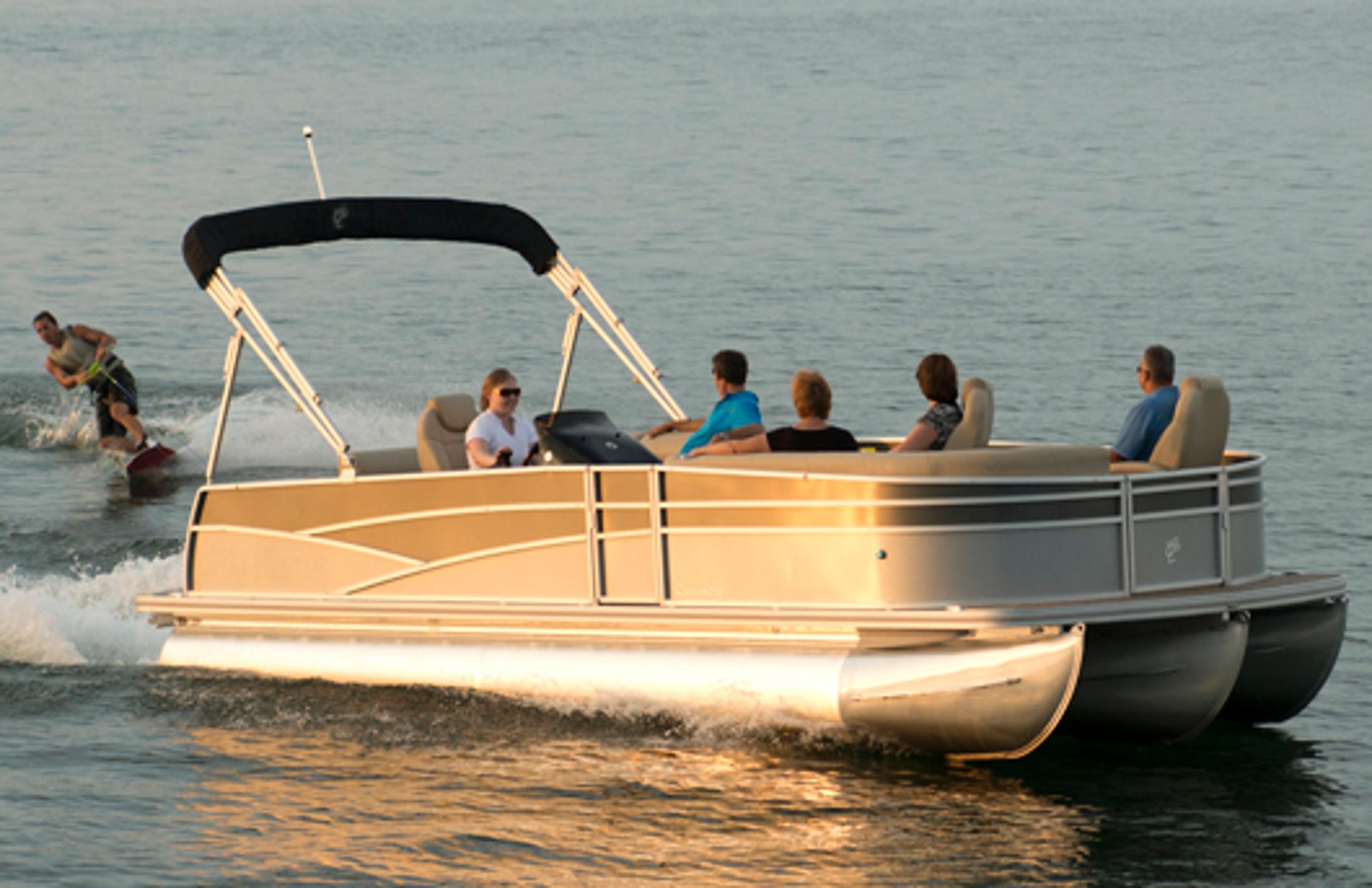 New 2013 Cypress Cay Cayman Sle 230 Power Boats Inboard In