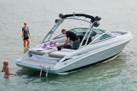 2016 Crownline 235 SS in Osage Beach, Missouri