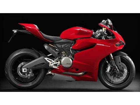 2013 Ducati 899 Panigale in Norfolk, Virginia
