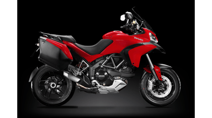 2014 Multistrada 1200 S Touring D|air