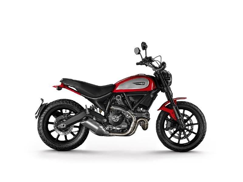 2015 Ducati Scrambler Icon in Denver, Colorado