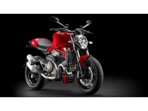 2015 Ducati Monster 1200 in Denver, Colorado