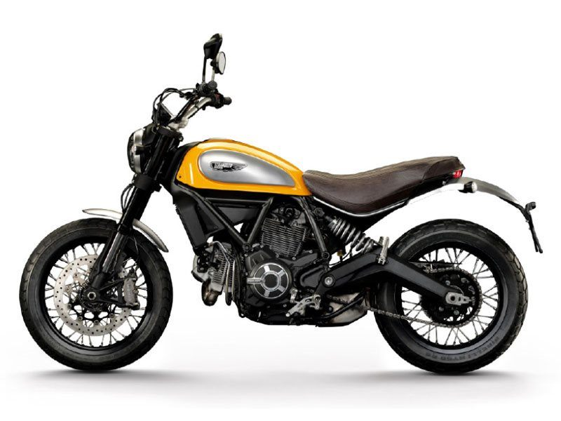 2016 Ducati Scrambler Classic in Denver, Colorado