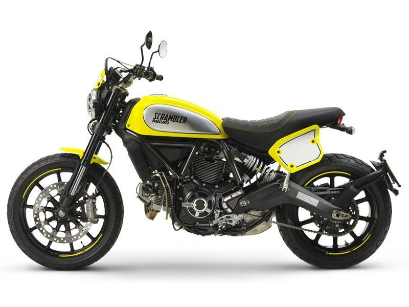 2016 Ducati Scrambler Flat Track Pro in Denver, Colorado