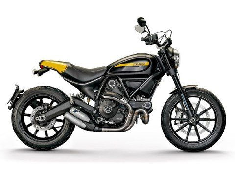 2016 Ducati Scrambler Full Throttle in Oakdale, New York
