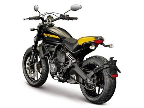 2016 Ducati Scrambler Full Throttle in Greenwood Village, Colorado